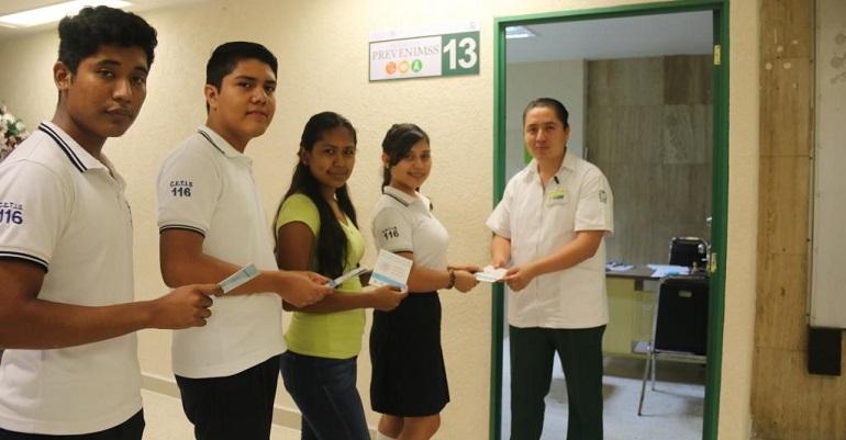 200 mil derechohabientes más para el IMSS en poco más de 3 meses