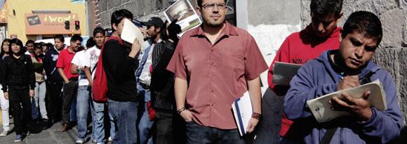 ¡A la calle!  275 mil 163 jóvenes mexicanos tras reforma laboral