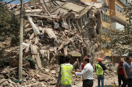 Abre IMSS servicio a no derechohabientes tras sismo