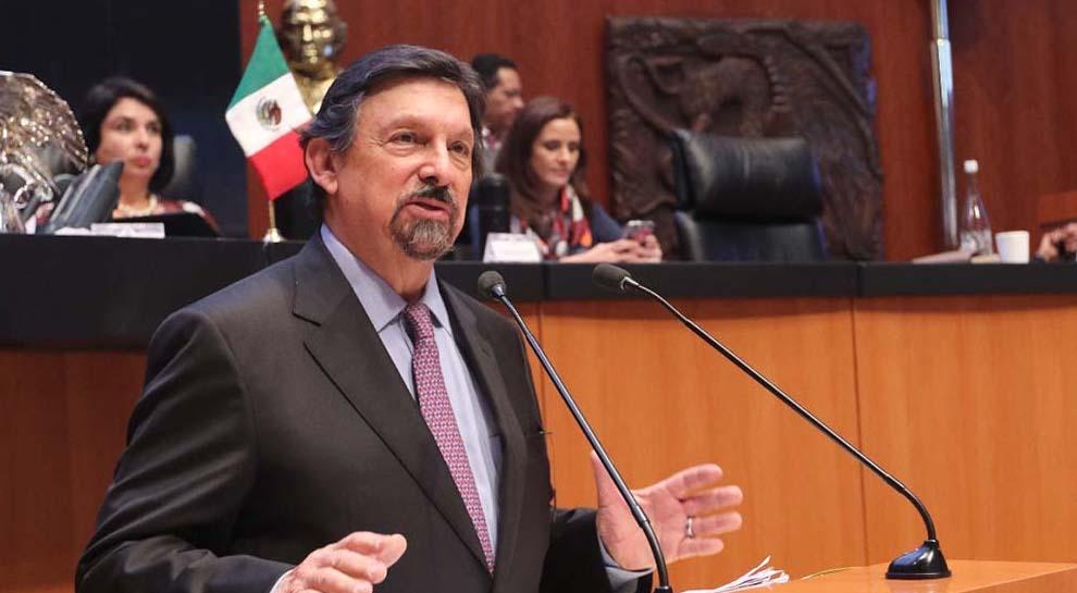 Advierte Napo cambios en reforma laboral en el Senado