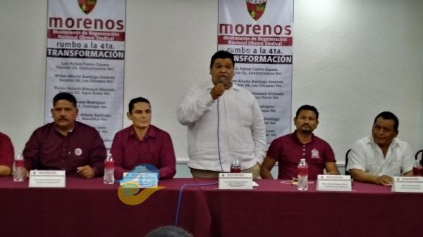 Anuncian la conformación de un nuevo sindicato petrolero, sin Romero Deschamps