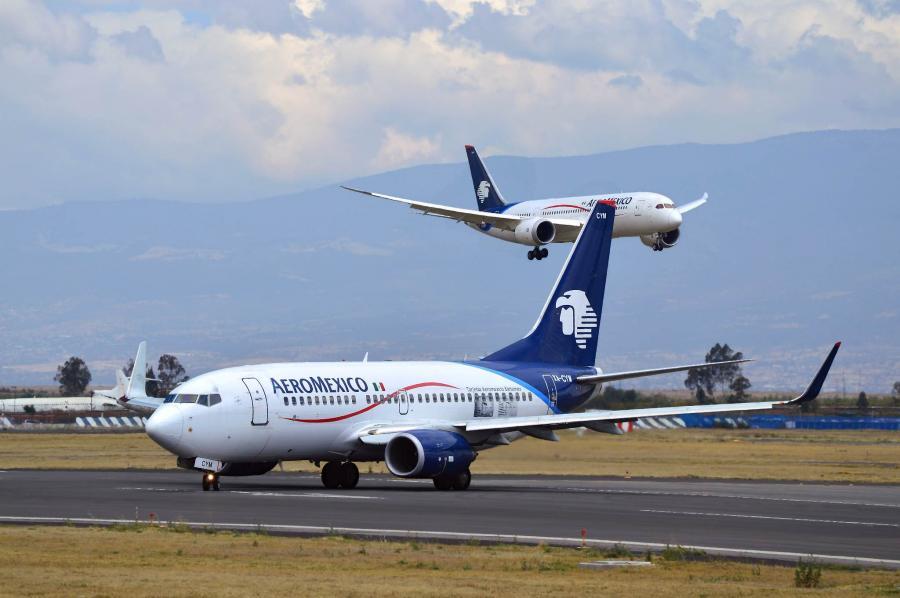 ASPA evita despidos de 45 pilotos de Aeroméxico