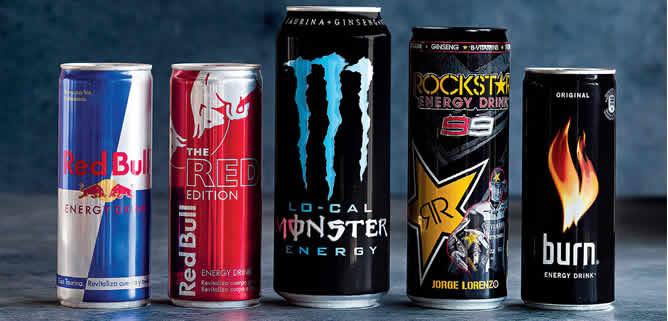 Bebidas energizantes podrían causar infarto
