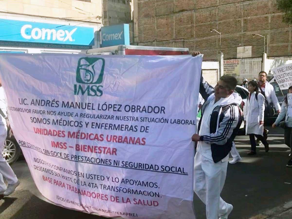 Cierran 300 unidades urbanas del IMSS