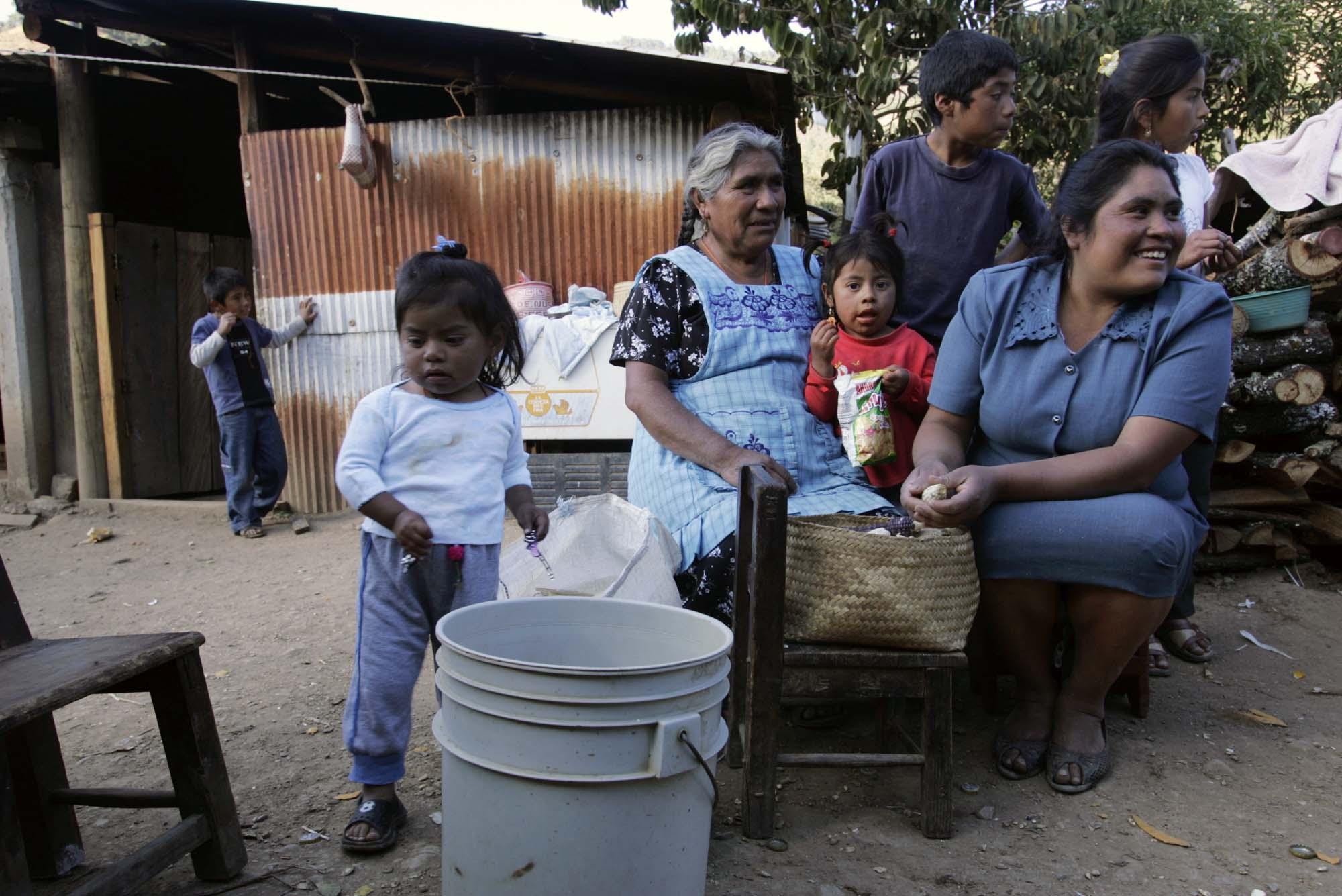 Cinco generaciones en la pobreza garantizada