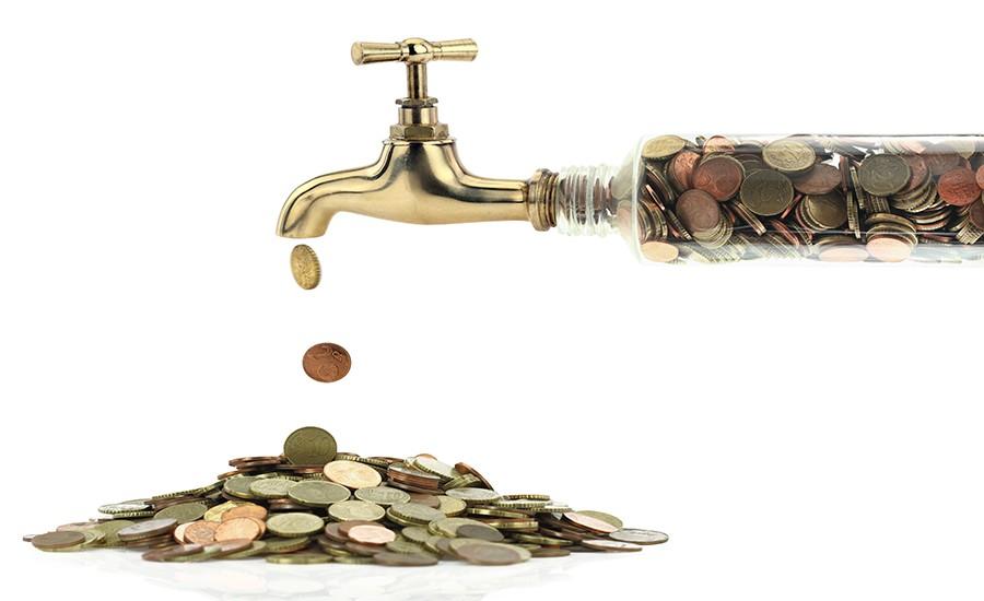 Cómo evitar fugas de dinero en Pymes