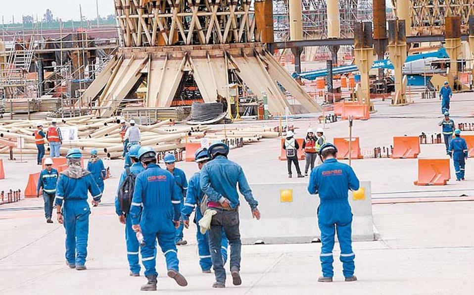 Continúa incertidumbre para trabajadores del NAIM
