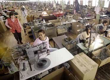 Crece 3% personal manufacturero