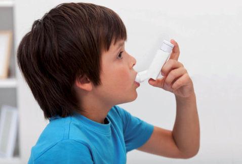 Cuida los ataques de asma