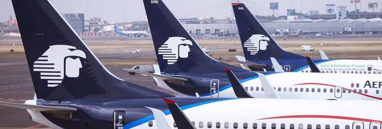 Es inviable modificar Contrato B de pilotos: Aeroméxcio