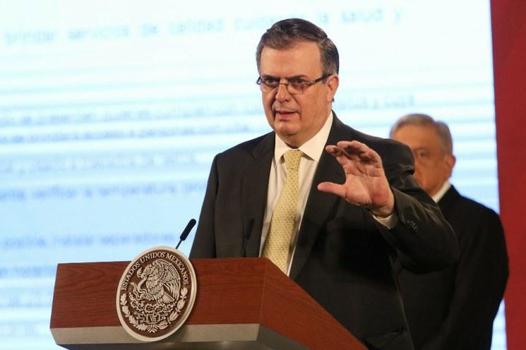 Han sido repatriados 12 mil 746 mexicanos en contexto de pandemia: Ebrard