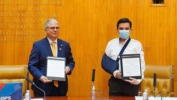 IMSS firma acuerdo con la OPS para la compra de medicamentos e insumos