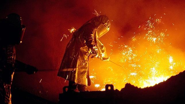 Inexistente huelga en ArcelorMittal