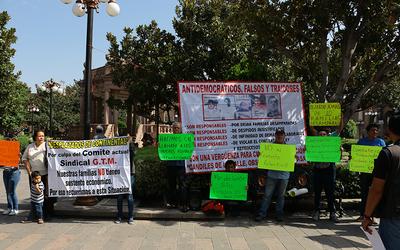 Legitimarán CCT más de mil trabajadores de General Tire México