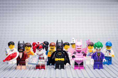 Lego recortará 1,400 puestos de trabajo... por culpa de Batman