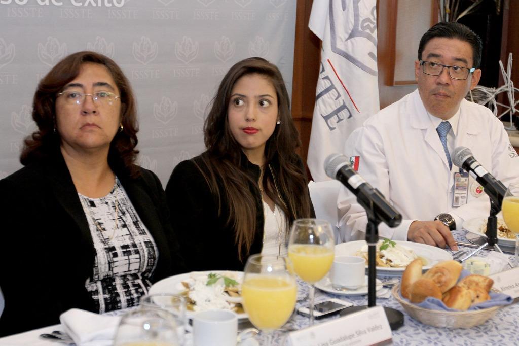Logra ISSSTE primer trasplante de hígado en México