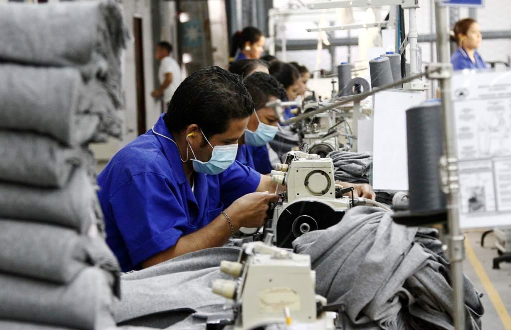 Manufactura y servicios financieros donde hay más empleos