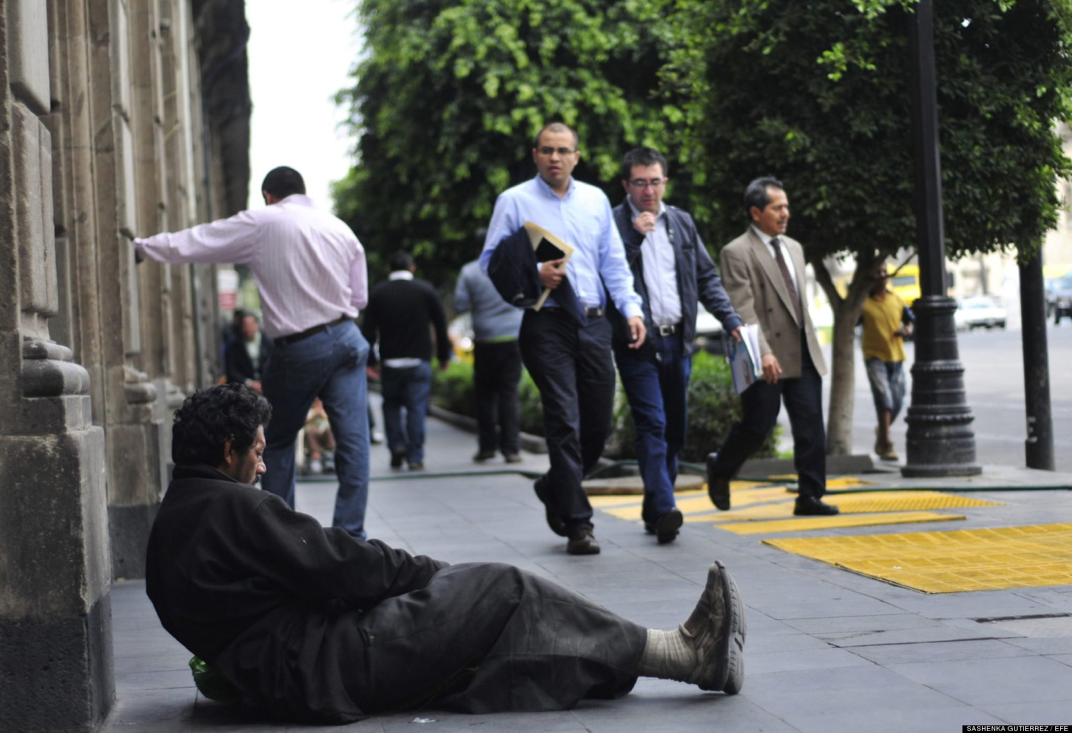 México arrastra la mayor desigualdad en ingreso familiar