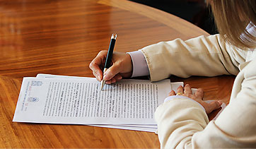 Notarios emiten recomendaciones sobre pérdida de escrituras