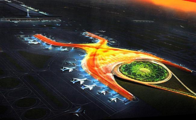 Nuevo aeropuerto internacional perfila más de 40 mil empleos en 2017