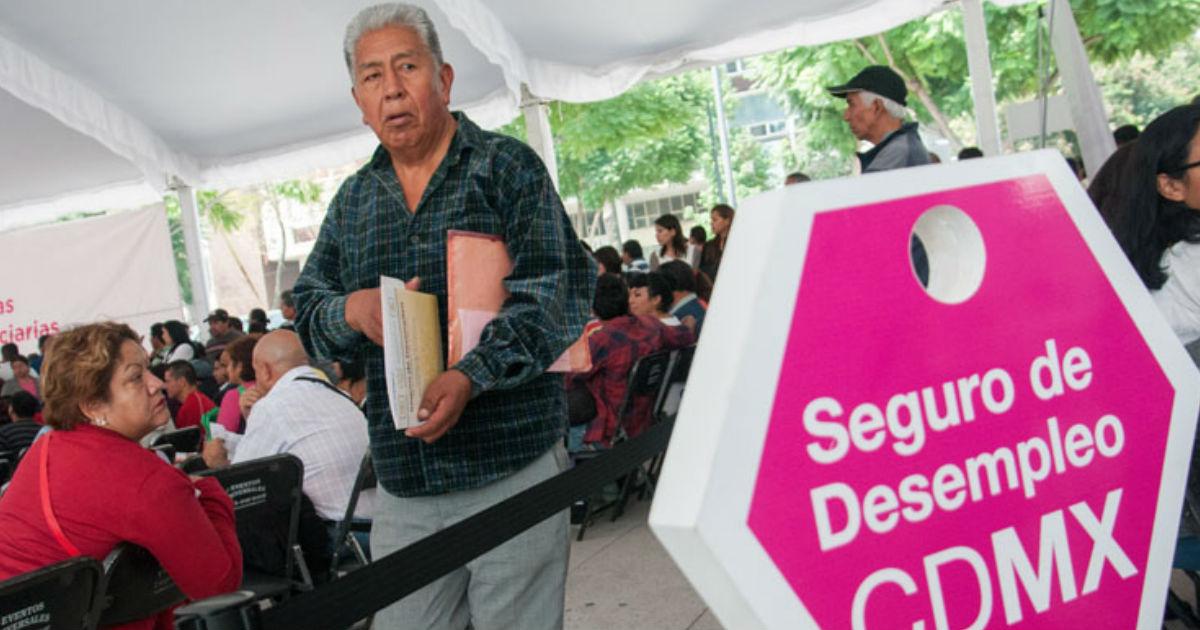 Otorgan a repatriados seguro de desempleo