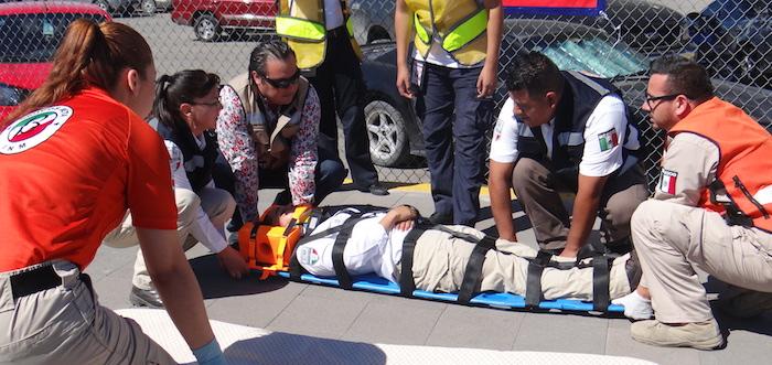 'Patrones!... a pagar lesiones de sus empleados tras sismos
