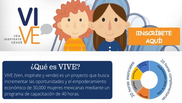 Programa Vive, por México
