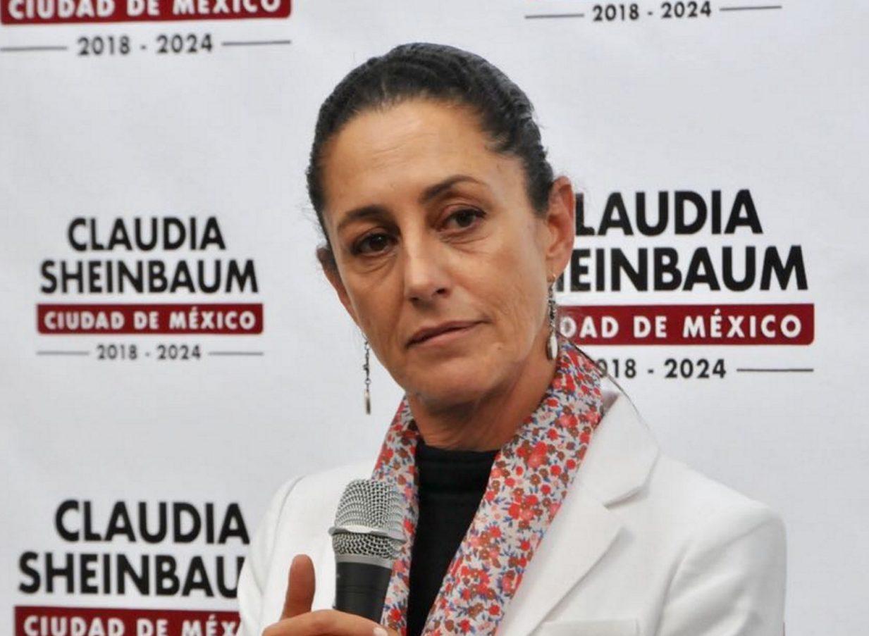 Propone Morena salario mensual de 74 mil pesos para Sheinbaum
