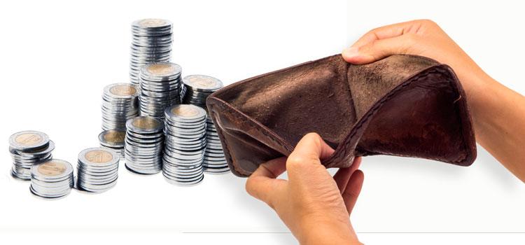Raquíticos salarios impiden aportar más a pensiones