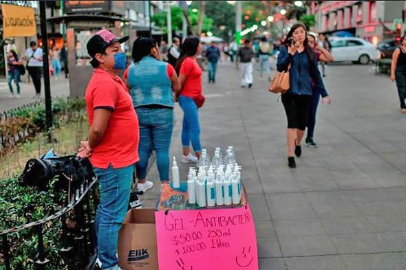 Señalan falta de acciones para restituir derechos laborales por la pandemia