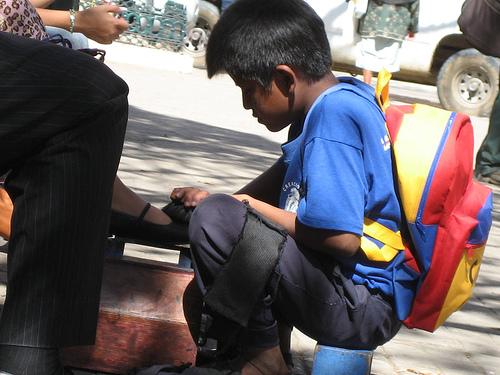 Sin remuneración 5 de cada 10 niños que trabajan: INEGI