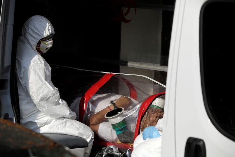 Suma México 226,089 casos confirmados de Covid-19 y 27,769 fallecimientos