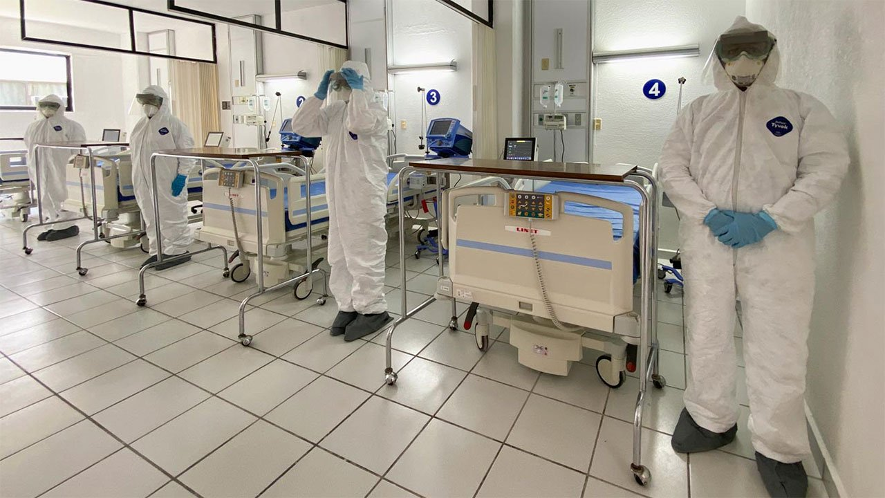 Tiene CDMX 80% de ocupación hospitalaria general
