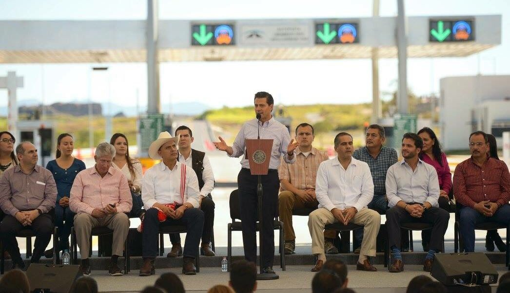 Peña Nieto confía en crecimiento del PRI rumbo a elección