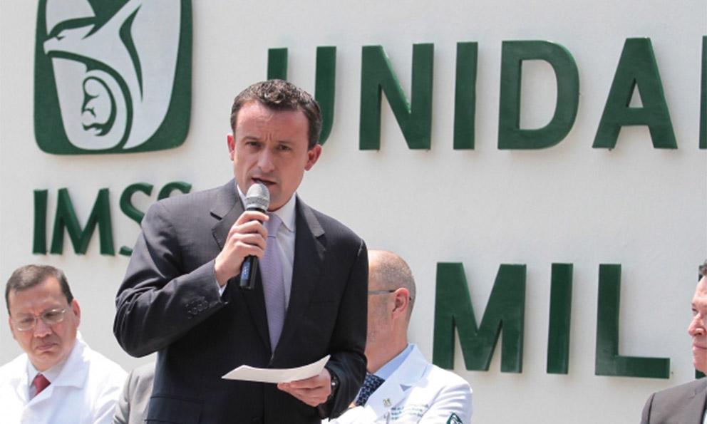 Logra IMSS registrar superávit por 6 mil 400 millones de pesos