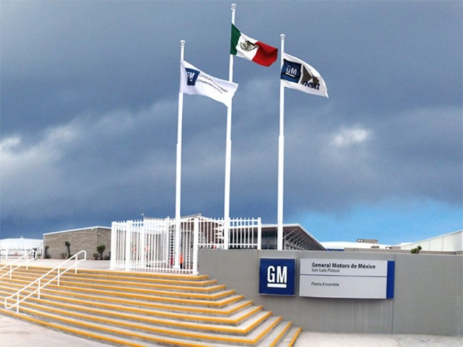General Motors mudará 600 empleos de plantas en el exterior a EU