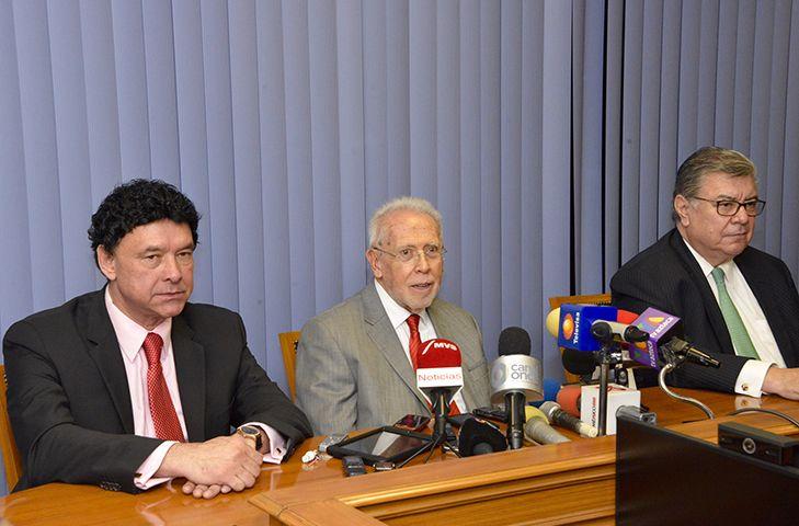 Espera el Senado propuesta para relevar a Agustín Carstens