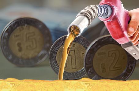 Aumento de 6.9% en el precio de las gasolinas, advierte Amegas